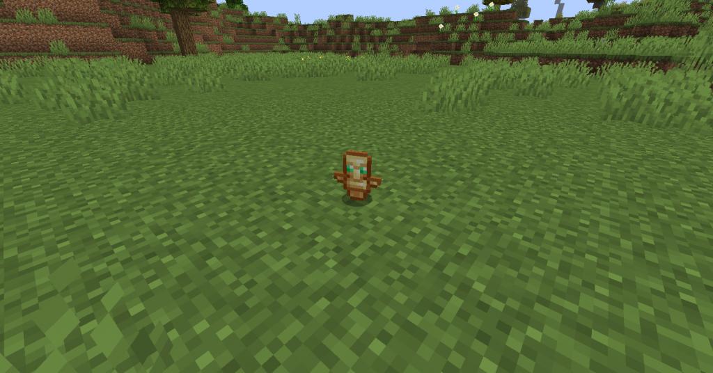 minecraft ölümsüzlük totemi