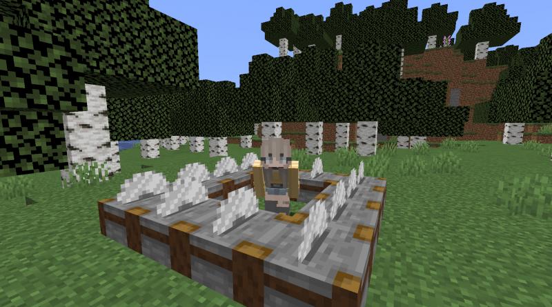 minecraft taş kesici nasıl yapılır